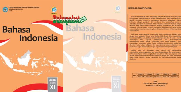 Materi Bahasa Indonesia Kelas 11 Kurikulum 2013 Revisi 2017