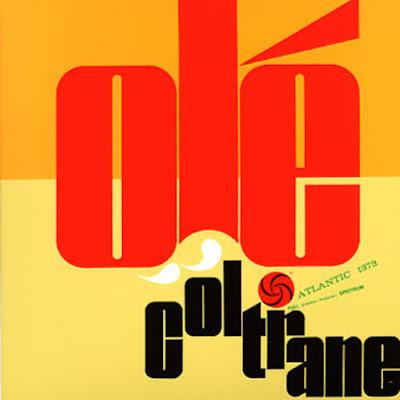 John Coltrane – Olé Coltrane  Atlantic records 1961