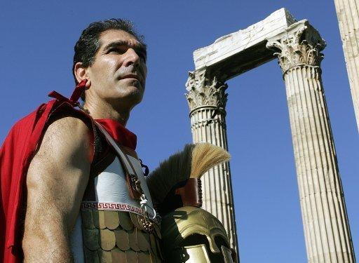 Archaeology enthusiasts plan Marathon sword-and-sandal epic