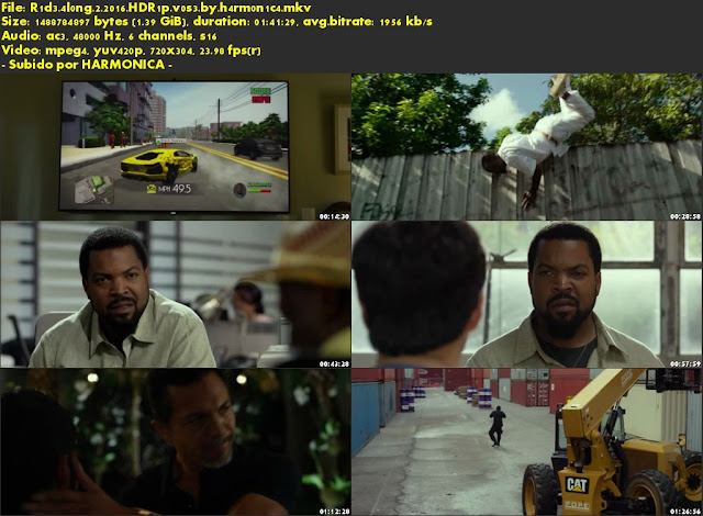 Descargar Ride Along 2 Subtitulado por MEGA.
