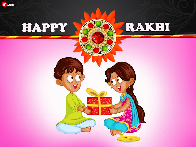 {*Happy Rakhi*} Best Collections Of Raksha Bandhan Message 2016 For Brother's And Sister's