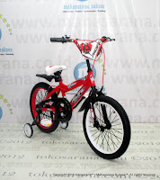 18 Inch Pacific Viroso Kide Bike