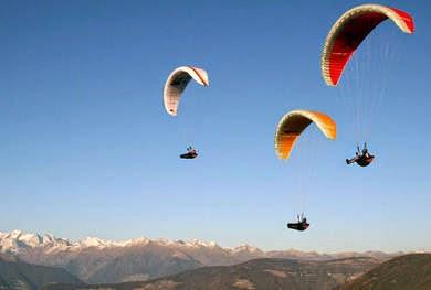 Paragliding ne Vlore