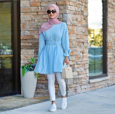 hijab-simple-femme-voilée