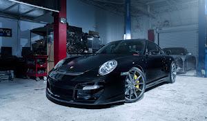 Porsche 4K UHD Arkaplan Duvar Kağıdı
