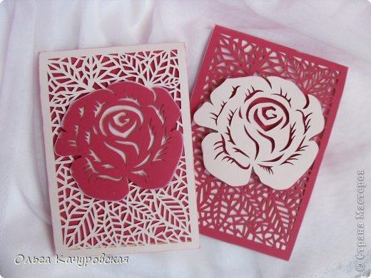 Ажурные открытки розы с днем рождения своими руками, нов годом