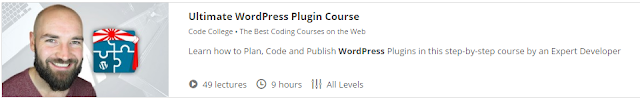 Ultimate WordPress Plugin Course