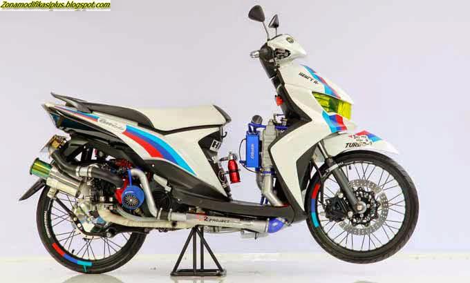 Gokil Sob Pake Turbo Mobil Nih Yamaha Soul Gt 2013 Jakarta