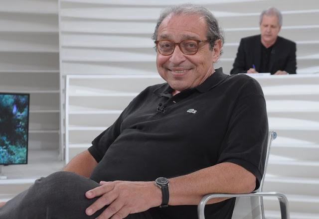 O escritor e jornalista fala sobre seu recente lançamento literário no programa da próxima segunda-feira (22), inédito, que vai ao ar às 22h, na TV Cultura (Foto: Jair Magri/Divulgação/TV Cultura)