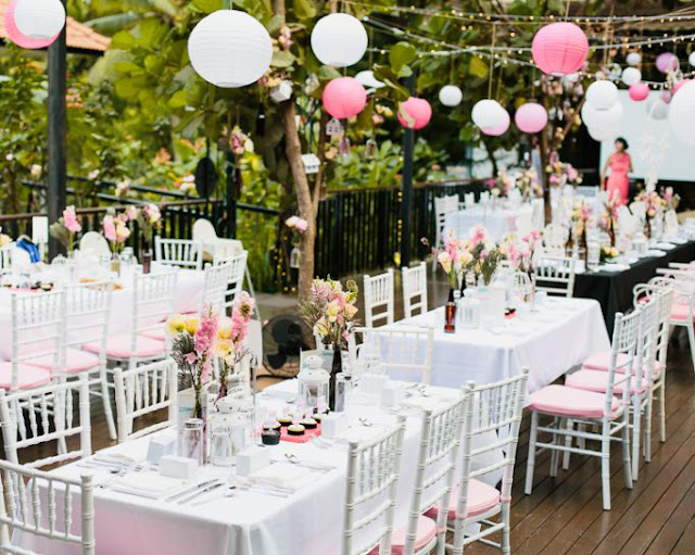 Wedding Reception Venues Singapore