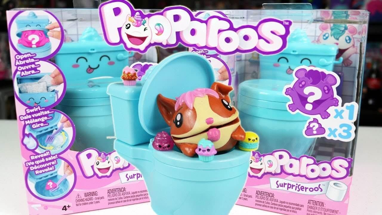FREE Pooparoos Toy at Walmart - Free Samples & Freebies