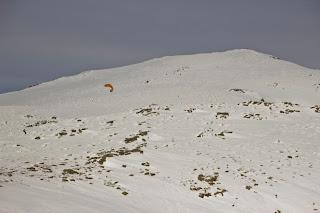 Esquí con Parapente en Peñalara Dos Hermanas Madrid