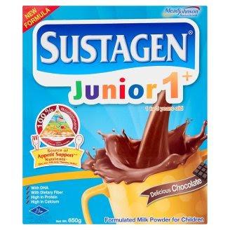 Proses Tukar Susu, Susu Sustagen 1+ Coklat