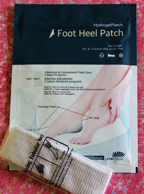 Foot Heel Patch: патч для пяток от Labottach Ukraine