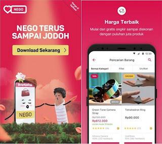 Aplikasi belanja online terbaik dan terpopuler di indonesia