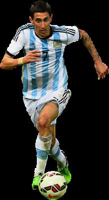 Angel Di Maria - Argentina