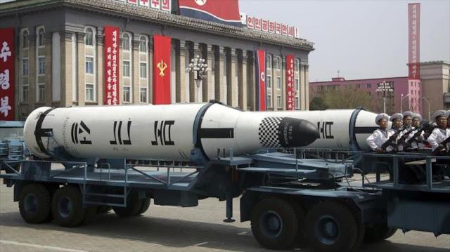 """""""Misiles de Corea del Norte llegarán a California en dos años"""""""