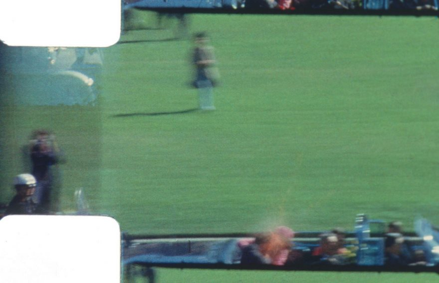 #74 JFK Assassination, Frame 313, Abraham Zapruder, 1963 - Top 100 Of The Most Influential Photos Of All Time