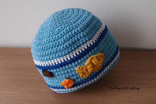 Free Crochet Patterns And Diy Crochet Charts The Fish Hat