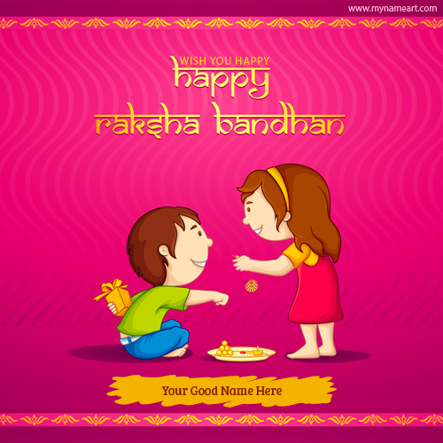 Happy Raksha Bandhan : eAskme