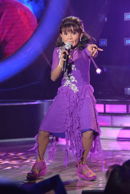 VIRAL: 'Awra' Briguela Imitates Mommy Dionesia Pacquiao In 'Your Face Sounds Familiar' And No One Expected This To Happen! Must Watch!