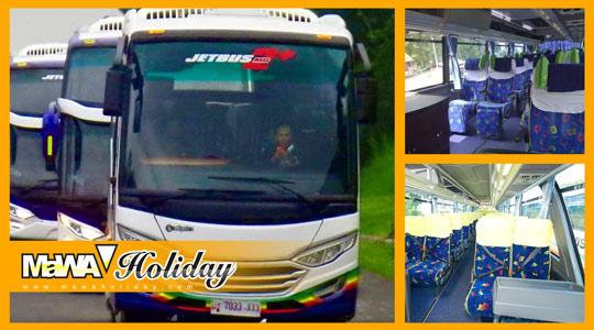 PO. Bus Pariwisata Di Bandung Dengan Fasilitas Terbaik SURYA PUTRA
