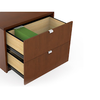Cherryman Jade File Cabinet