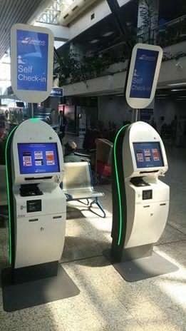 Bosnia And Herzegovina Aviation News Self Check In Kiosks At