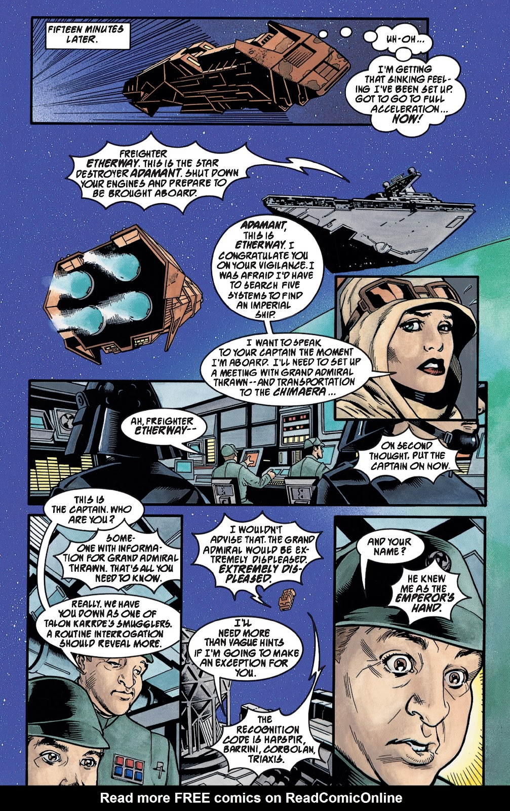 Read online Star Wars Legends: The New Republic - Epic Collection comic -  Issue # TPB 4 (Part 3) - 28