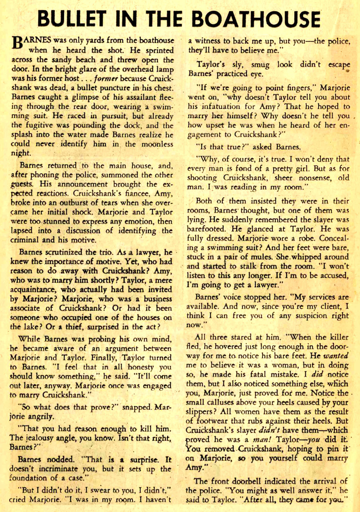 Detective Comics (1937) 285 Page 23