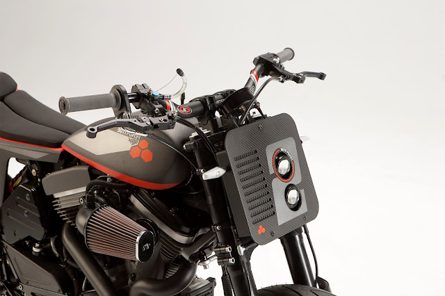 Buell XR1R By BottPower Hell Kustom