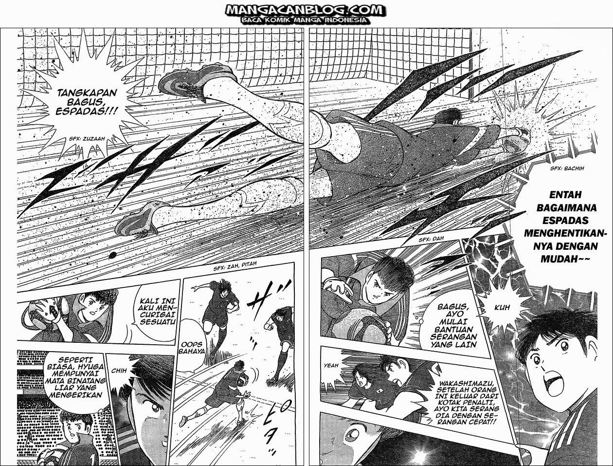 Captain Tsubasa – Rising Sun Chapter 04-15