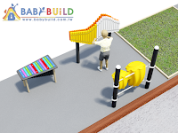 BabyBuild 音樂系列遊具