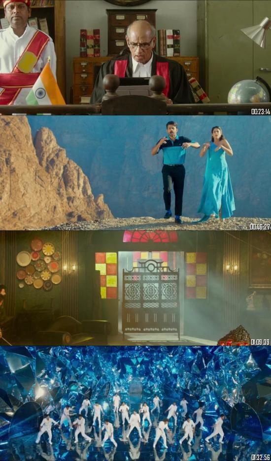 Inttelligent 2018 Hindi Dubbed 1080p 720p 480p Full Movie Download