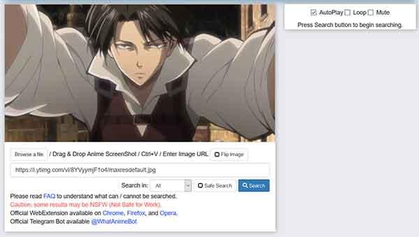 Cari Anime dan Cara Mengetahui Judul Anime Dari Gambar SS di whatanimega