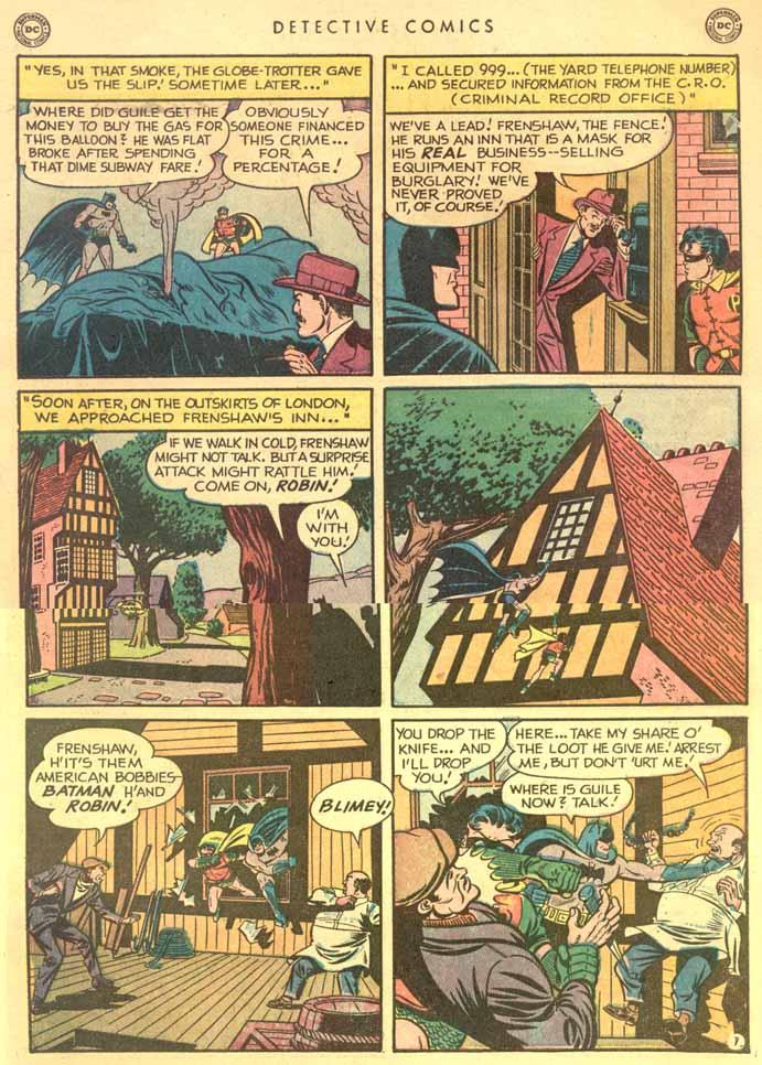 Read online Detective Comics (1937) comic -  Issue #160 - 9