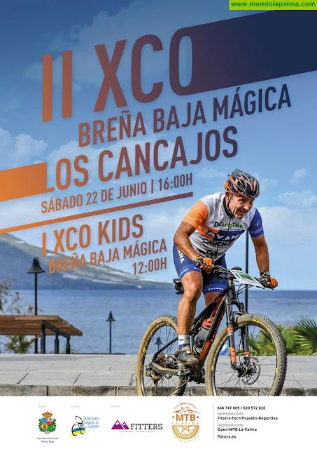 """LOS CANCAJOS: segunda XCO y la primera BTT KIDS """"Breña Baja Mágica"""""""