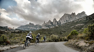 Cycling in Montserrat with Montefusco Cycling