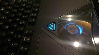 Acer Predator 21 X, Laptop Gaming Layar Lengkung