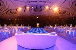 خدمة الحفلات والمؤتمرات