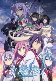 Gakusen Toshi Asterisk Season 2 Batch
