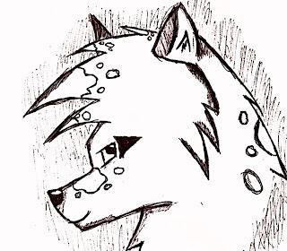 Jet Wolf Art