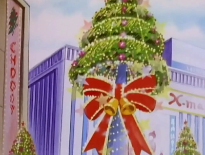 Wedding Peach OAV n°3 épisode de Noël