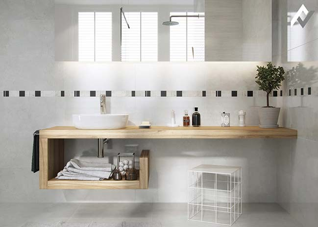 20+ Beautiful Modern Style Bathroom Designs