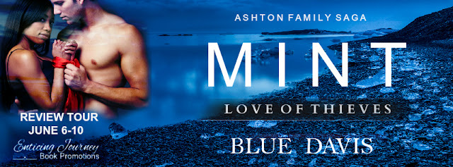 STEAMING HOT #NewRelease MINT Love of Thieves by @BlueDavisAuthor