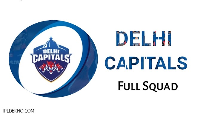 Indian premier league 2019, Full Squad Of Delhi Capitals