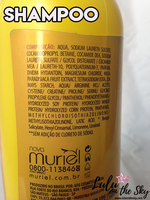 Liso Ético Maria Banana Nova Muriel