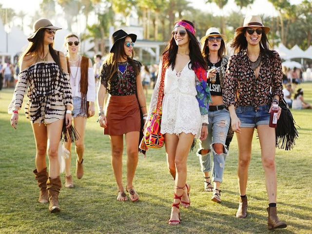Coachella Fashion 2016
