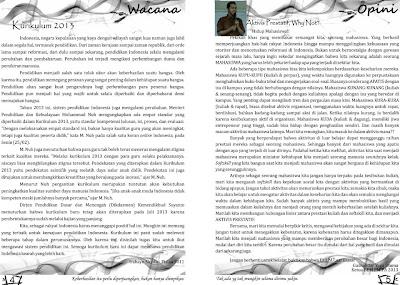 Buletin PILAR #edisi Maret 2013