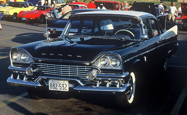 Here's A List Of 10 Ugliest Cars From The 1950s